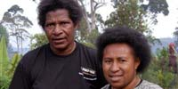 Women from Papua New Guinea