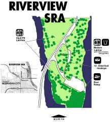 Riverview Marina Map